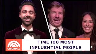 Time 100: Chip and Joanna Gaines Are Launching A Network & Hasan Minhaj Talks 2020 Election