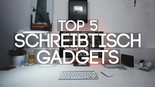 Meine Top 5 Schreibtisch Gadgets! | Oskar