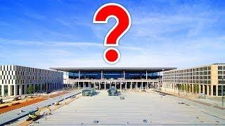 Der Flughafen BER - Wird hier jemals ein Flugzeug fliegen?