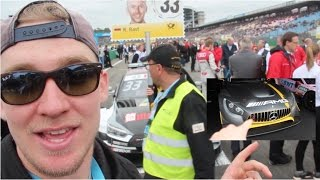 CAR RACING in GERMANY!!
