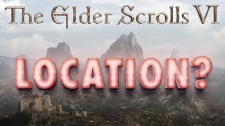The Elder Scrolls 6 Location Revealed in E3 2018 Teaser?