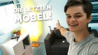 ENDLICH IST DAS ZIMMER FERTIG! | Oskar