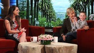 Catch Up with Ellen