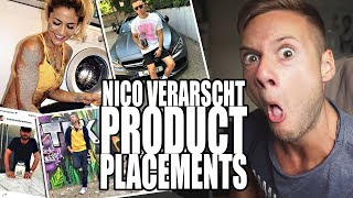 NICO VERARSCHT PRODUCT PLACEMENTS | verdammt | inscope21
