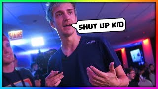 What Ninja is Really Like in REAL LIFE (ʘ_ʘ) *When Not Streaming Fortnite*