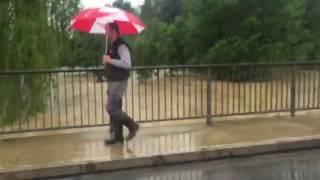 Hochwasser in Triftern, Landkreis Rottal-Inn - pnp.de