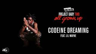 Kodak Black - Codeine Dreaming (feat. Lil Wayne) [Official Audio]