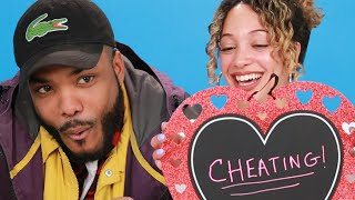 Couples Debate What Micro-Cheating Is