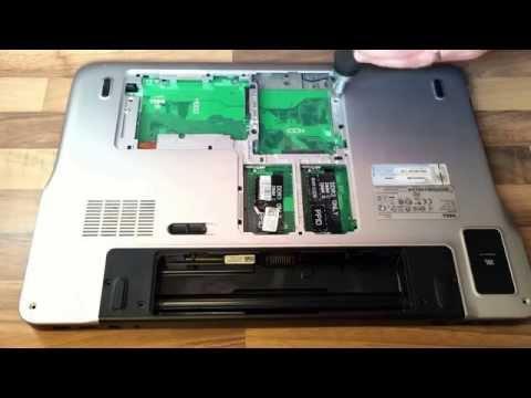 Dell XPS L702X disassembly disassemble clean Vent CPU replace Lüfter reinigen auseinander nehmen