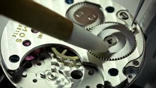 Amazing Engineering & Delicate Processes in Making a Watch