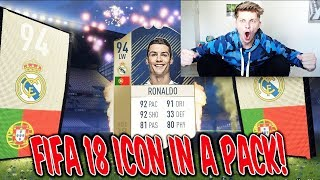 BESTEN PACK OPENING WALKOUTS von FIFA 10-FIFA 18 + ICON IN A PACK! ⛔️🔥 - Ultimate Team FifaGaming