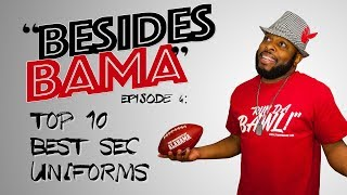 Besides Bama | Best Uniforms in The SEC | Comedian FunnyMaine: Episode 4