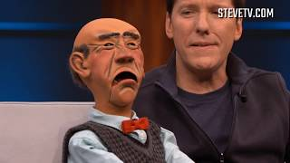 Steve Harvey Interviews Jeff Dunham