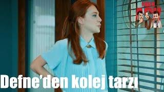 Kiralık Aşk - Kolej Tarzı Gömlek ve Şort Kombini