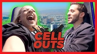 EXTREME SCREAM COASTER! (Cell Outs)