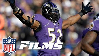 The Ray Lewis Dance, Flu, & Coaching Tree | NFL Films Presents | NFL Films