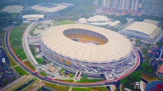 [B2B] Samsung LED Signage: Case study - KL Stadium