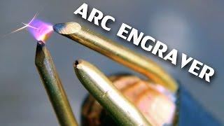 How To Make a Plasma Pen & Micro Torch - NightHawkInLight
