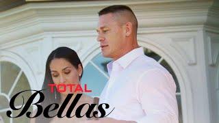 Brie Bella Hijacks Nikki & John Cena