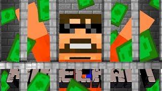 Minecraft: JAIL BREAK   HAVING SOMEONE SELL MY THINGS!!!! #7