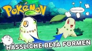 10 Pokémon, die ZUM GLÜCK nie so veröffentlicht wurden!