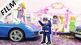 Playmobils Next Topmodel POLIZEI EINSATZ   Randale bei der ENTSCHEIDUNGS SHOW   Victoria rastet aus