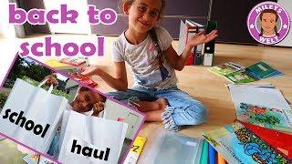 BACK TO SCHOOL Einkaufshaul - Schulsachen shoppen | Mileys Welt