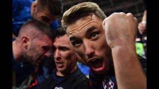 Croatia Wins.  Everyone Goes Nuts.