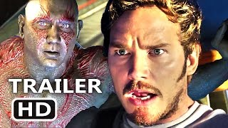 GUARDIANS OF THE GALAXY 2 - Space Chase Clip Trailer (2017) Blockbuster Movie HD