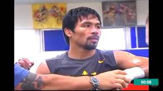 PACQUIAO/ LOMA FIGHTING ON ESPN FREE TV