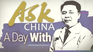 Ask China: A day with an