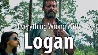 Everything Wrong With Logan In 17 Minutes Or Less