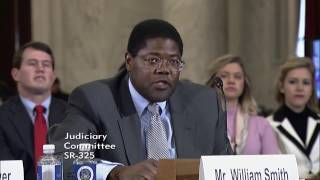 William Smith Testifies Regarding Senator Sessions
