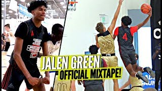 Jalen Green Is The CRAZIEST 10TH GRADER YOU