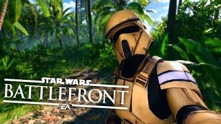 Star Wars Battlefront - Funny moments #7 full of Memes