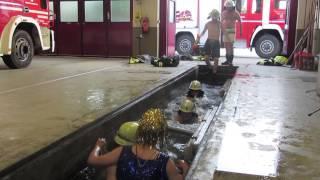Cold water challenge Freiwillige Feuerwehr Offenthal 2014