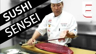 How to Become a Sushi Chef in Two Months — Shokunin