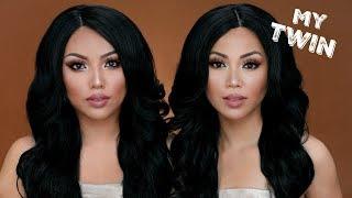 TWIN Makeup Challenge with Bestie !!!