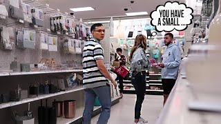 EMBARRASING ARGUMENTS IN PUBLIC!! *SECURITY CAME*