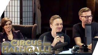 Aushalten: Nicht lachen (Tag Team Edition) Vol.2 - TEIL 2 | Circus HalliGalli