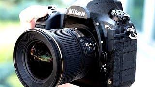 Nikon D850 Review Nikon's high resolution camera - Cabstone Technology