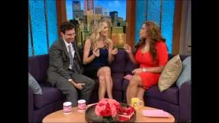 The Wendy Williams Show | Rebecca Romijn and Jerry O