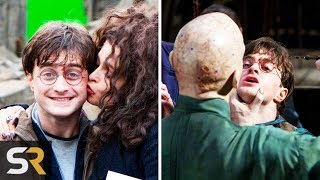 25 Behind The Scenes Secrets From Harry Potter And The Deathly Hallows