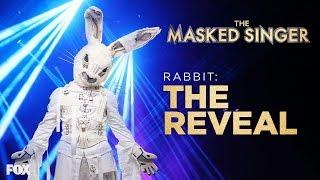 The Rabbit Is Revealed   Season 1 Ep. 8   THE MASKED SINGER