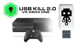Usb kill 2.0 VS Xbox One