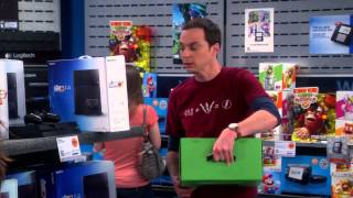 The Big Bang Theory - Sheldon can