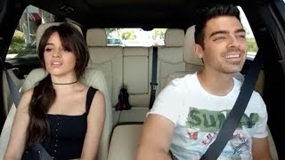 Camila Cabello Goes To PROM With Joe Jonas & Duets On Carpool Karaoke