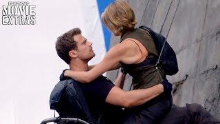 The Divergent Series: Allegiant (2016) Behind the Scenes
