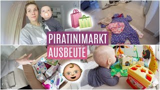 FLOHMARKT AUSBEUTE ❘ SORTIERBOX LIEBE ❘ MAMA ALLTAG ❘ MsLavender