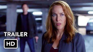 The X-Files Season 11 Trailer (HD) NY Comic-Con 2017
